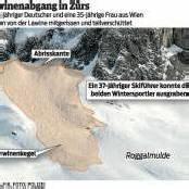 Lawinenabgang in Zürs: Skiführer befreit Gäste