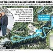 Rodler starten mit Plan für Kunsteisbahn durch
