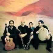 Fantasievoll-lebendiger Oriental-Jazz