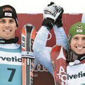 Marcel Hirscher und Mario Matt sorgten für doppelten Triumph