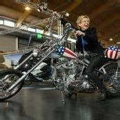 Easy Rider auf der Motorradwelt Messe in Friedrichshafen begeistert /A5