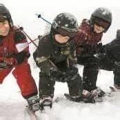Viktorsberger Volksschüler genossen Gratis-Skitag in Laterns