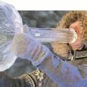 Terje Isungset verzauberte mit Instrumenten aus dem Eis des Silvretta-Stausees