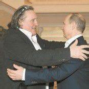 Depardieu ist jetzt ein Russe Putin übergab ihm Pass persönlich /C12