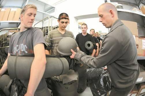 Ab Herbst soll der Grundwehrdienst attraktiver werden, wird im Verteidigungsministerium betont. An Details dazu werde gearbeitet. Foto: APA