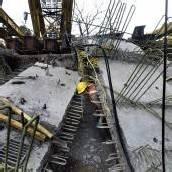 Brücke in Mumbai eingestürzt: Drei Tote