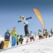 Tolle Bühne für junge Skitalente