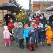 Richtfest für Kindergarten in Muntlix