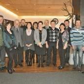 Stadt Bludenz ehrt langjährige Mitarbeiter