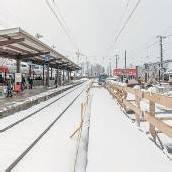 Hochbetrieb bei Schnee, Wind und Minusgraden
