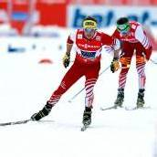 Tritscher/Wurm im Team-Sprint Siebte