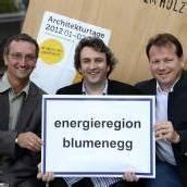 Blumenegg: Drei Kommunen als Energieregion