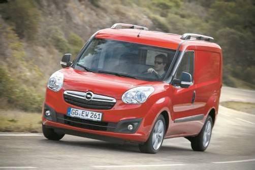 Bis zum Modellwechsel (2012) stand der Opel Combo auf der Corsa-Basis.