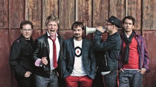 """Das dreitägige A-cappella-Festival in der """"wirtschaft"""" in Dornbirn wird von der Band Viva Voce eröffnet. foto: wirtschaft/viva voce"""