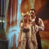Modernes Phantom der Oper