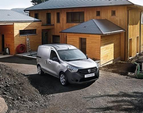 Der Dacia Dokker Van startete mit Beginn dieses Jahres in Österreich. Er wird mit serienmäßigen Ladungssicherungssystemen angeboten.
