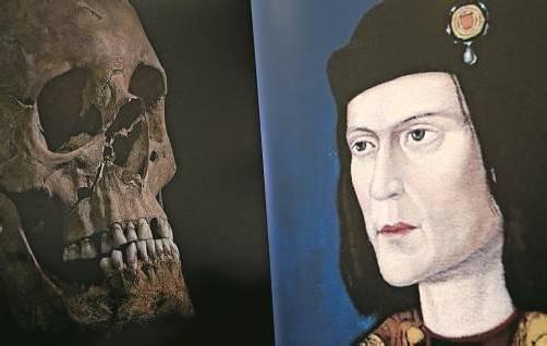 Der Schädel von König Richard III. wurde gefunden. Foto: Reuters