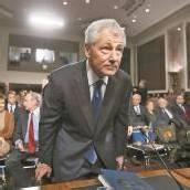 US-Senat prüft Hagel