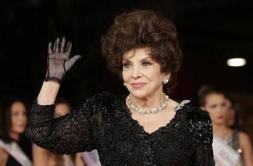 """Der letzte ihrer über 60 Filme liegt bereits 18 Jahre zurück, den Italienern gilt """"die Lollobrigida"""" aber bis heute als Ikone."""