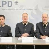 Kriminalstatistik 2012: Jeden Tag 57 Straftaten in Vorarlberg