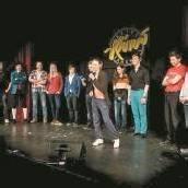 Kabarett-Talente buhlten um die Gunst des Publikums