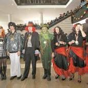 Faschingsfinale in Bregenz: Narren feiern im Landhaus