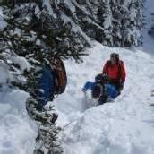 Skiliftmitarbeiter hörte Hilferufe