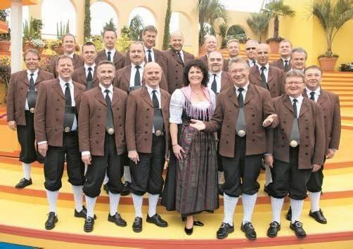 """Die neue Erfolgstournee """"Liebe zur Musik"""" der Egerländer Musikanten zum Vorteilspreis im Festspielhaus Bregenz erleben. Foto: Showfactory"""