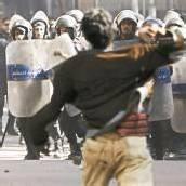 Gewalt in Ägypten