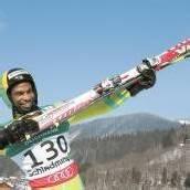 Harter Tag für die Ski-Exoten