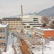 Erste Begegnungszone Österreichs in Bludenz