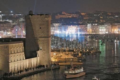 Eveline Hasler blendet in die Vergangenheit von Marseille, die Kulturhauptstadt des Jahres 2013. Foto: AP