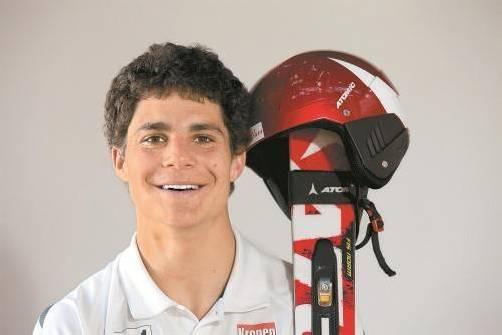 Fährt bei der Junioren-WM um eine Medaille: Daniel Meier. Foto: gepa