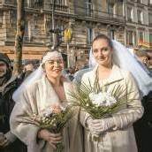 Unterwegs zur Homo-Ehe