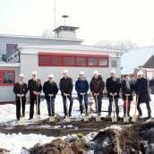 2,6 Millionen für Erweiterung von Feuerwehrhaus