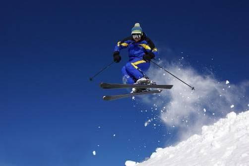 Große Sprünge konnte der Skilehrer als Angestellter nicht machen. Zwecks Ausgleich wird das Land zur Kasse gebeten. Symbol: Berchtold