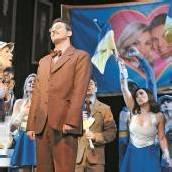 Ein Puppenheim mit Tussipower: Musical Natürlich blond in Wien uraufgeführt