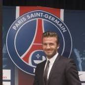 David Beckham wechselt zu Paris St. Germain