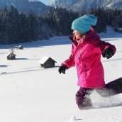 Schneerekord und Wintertraum