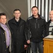 Neue Orgel für die Kirche in Feldkirch-Gisingen
