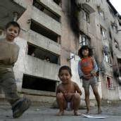 27 Prozent der Kinder in der EU armutsgefährdet