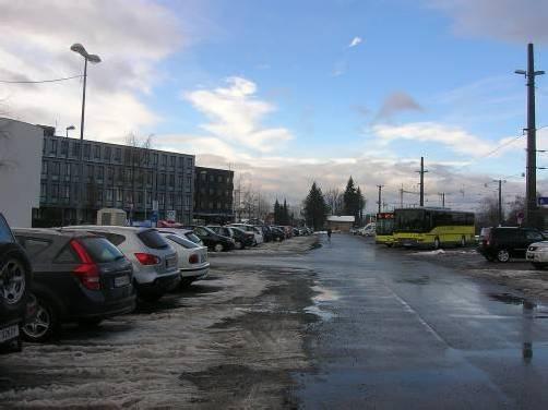 Neuester Grundstücksankauf ist das 4000 Quadratmeter große Areal beim Dornbirner Bahnhof. Foto: ha