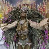Zwei Millionen feierten auf Rios Straßen