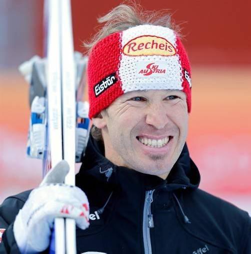 Routinier Christoph Bieler kennt sich aus im Val di Fiemme. Foto: gepa