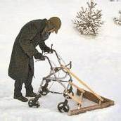 Dornbirn mit Testmodell für Schneeräumung