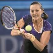 Petra Kvitova gewann ihren zehnten Titel