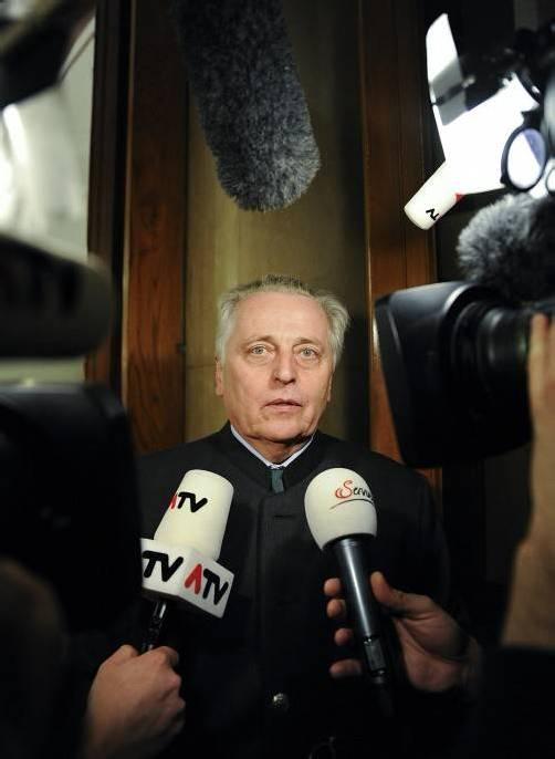 "Sozialminister Rudolf Hundstorfer: ""Riesenvorhaben."" Foto: apa"