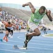 Bolt startet mit Niederlage in die WM-Saison
