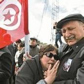 Trauer um Belaid und Protest gegen Regime