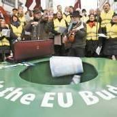 Eine Milliarde für die EU